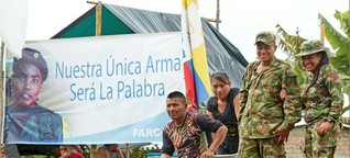 Kolumbien: Fragwürdige Übergangsjustiz