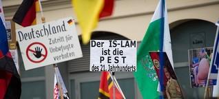 Interview (2) - Warum der Islam laut AfD nicht zu Deutschland gehört