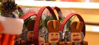 Leser stellt die Stiefel raus, heute kommt der Nikolaus