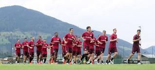 Zweites Trainingslager: Eintracht reist mit großem Tross nach Südtirol