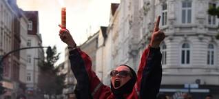"""G20-Proteste: """"Gewalt ist ansteckend"""""""