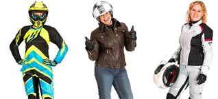Kaufberatung Motorradbekleidung für Frauen - Motorradbekleidung