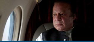 Das Oberste Gericht entmachtet Pakistans Premier Sharif
