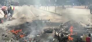 """Puls4 - Interview zu """"Venezuela im Chaos! Droht jetzt ein Bürgerkrieg?"""""""
