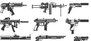 Waffen: Wer darf hier schießen?
