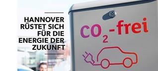 HANNOVER RÜSTET SICH FÜR DIE ENERGIE DER ZUKUNFT
