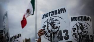 """México: """"Una herida que no cicatriza"""""""