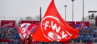 Klubs auf Reisen im DFB-Pokal: Heimspiele in der Fremde