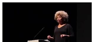 Angela Davis: Activista y luchadora social