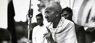 Protestkultur in Indien: Es begann mit Indigo