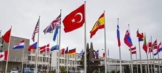 Die Türkei, das NATO-Sorgenkind