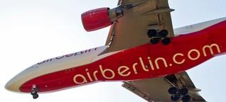 Kredite für Air Berlin: Rettung um jeden Preis?