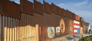 Trumps Mexiko-Pläne - Eine Mauer, die Jobs und Träume zerstören würde
