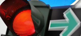 Kommentar: Abschaffung des Rechtsabbiegerpfeils | BR.de