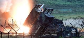 """Nordkorea-Experte warnt: """"Die Wahrscheinlichkeit für einen Krieg ist hoch"""""""