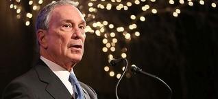 Michael Bloomberg folgt einem Rat von Obama, der Trump verärgern dürfte