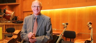 """Norbert Lammert: """"Ob ich doch Musik hätte studieren sollen?"""""""