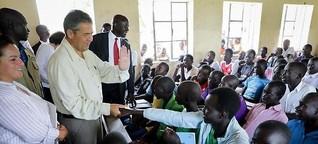 Uganda: Gabriel beeindruckt von DW Akademie-Projekt | Deutsche Welle
