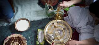 Kochen mit Geflüchteten: 365 Tage Tee