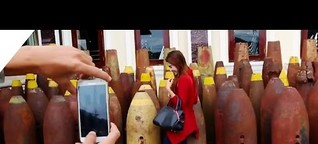 Laos: Das Dorf der Bomben | Galileo | ProSieben