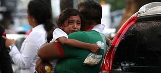 World Vision zu den Rettungs- und Bergungsarbeiten in Mexiko | domradio.de