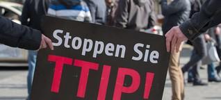 Diskussion um Freihandelsabkommen: Endspurt der Kritiker gegen TTIP