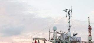 Zwischen Frontex, Seenotrettung und Militär