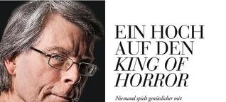 Porträt Stephen King zum 70. Geburtstag