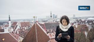 Estland: Digitale Utopie