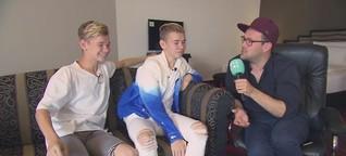 KiKA LIVE: Ben trifft Marcus und Martinus