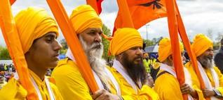 Sikhs in Deutschland - Ein Gott für alle - trotz allem