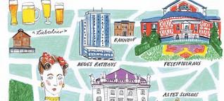 Bayern: Zwei Stunden in Bayreuth