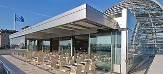 Käfer Dachgarten-Restaurant