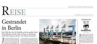 Reise: Ich schließe mich in Deutschlands größtes Hotel ein