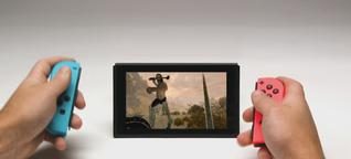 Ersteindrücke der Switch-Version von The Elder Scrolls V: Skyrim