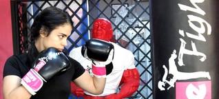 Boxen für ein freies Leben