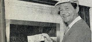 Seit 50 Jahren gibt's Geld am Automaten