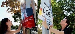 Junge Parteimitglieder: Von Tür zu Tür für die Überzeugung