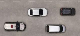 Warum selbst fahrende Autos die Zukunft sind