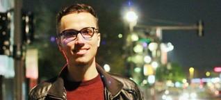In Syrien engagierte er sich gegen Assad, jetzt ist er SPD-Neumitglied