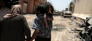 """Mossul: """"Nur den IS zu vertreiben, reicht nicht"""""""