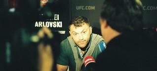 Vollstes Entertainment FSK 18: Eine Annäherung an die UFC