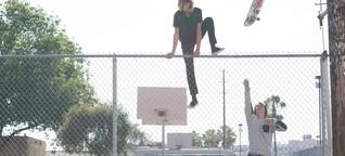Skateboarding ist immer noch ein Verbrechen, aber ein gesellschaftsfähiges