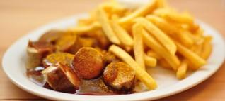 Wo die Currywurst bitter schmeckt (Berlin Sur Seine)