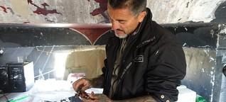 Bunker in Albanien: Zukunft auf altem Stahlbeton