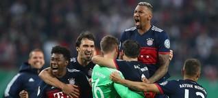 Die Nacht der blutigen Nasen | Sport | DW | 25.10.2017