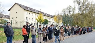 Asyl-Lager in Bayern für AfD-Ängste?