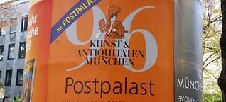 München: Kunst und Antiquitäten Messe