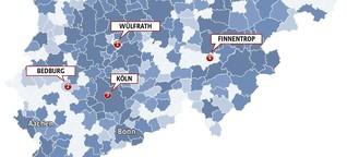 Tourismus: 22 Millionen Menschen besuchen jährlich NRW - wir zeigen wo sie hinfahren