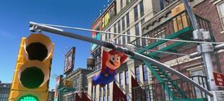 """""""Super Mario Odyssey""""-Test: Marios Sprung auf die Nintendo Switch"""
